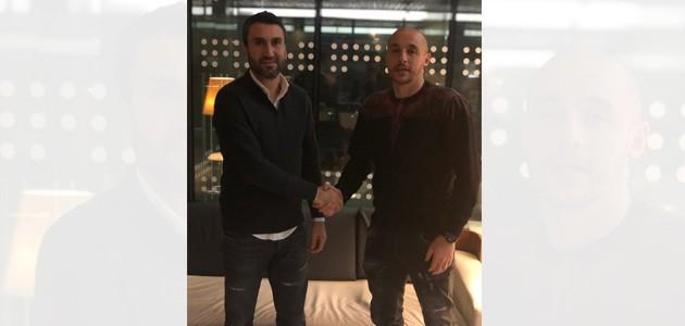 Çaykur Rizespor, Aatıf Chahechouhe ile anlaştı