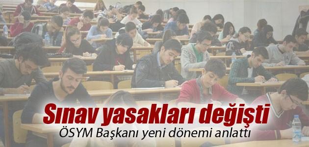 Milyonlarca öğrenciyi ilgilendiriyor: Sınavlarda kullanılabilecek