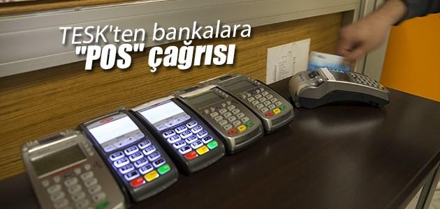 TESK'ten bankalara